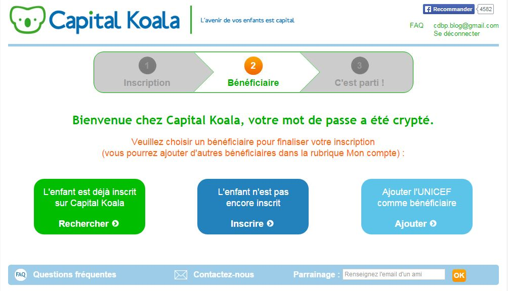 bon plan cashback capital koala