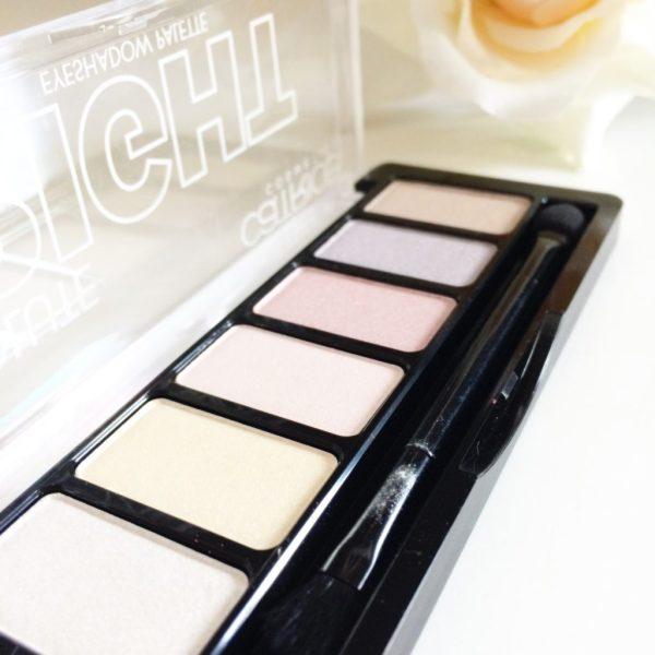 haul catrice eye shadow palette