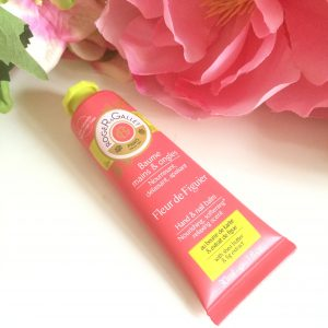 crème mains favorites roger & gallet fleur de figuier