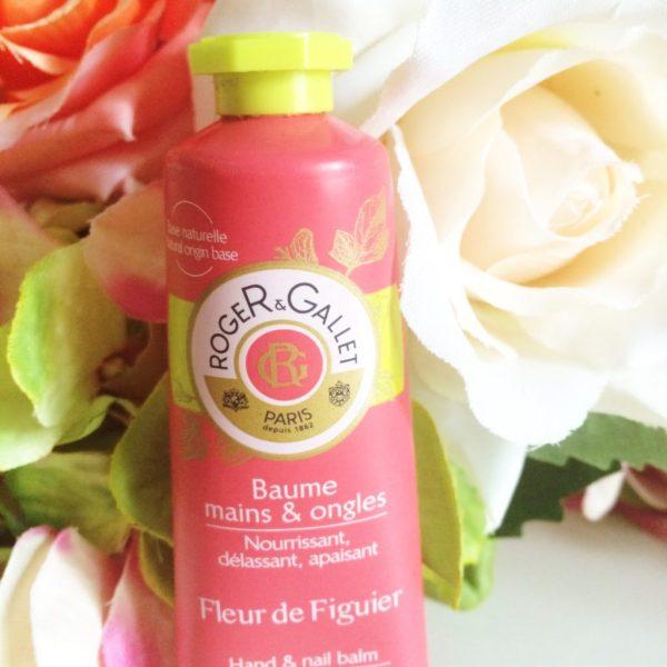 crème mains favorites roger & gallet fleur de figuier