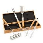 kit barbecue nature et decouvertes idee cadeau fete des peres