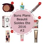 bons plans beaute soldes ete 2016 #3