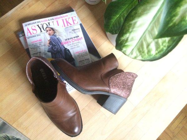 cendriyon chaussures avis