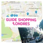 Guide shopping Beauté à Londres