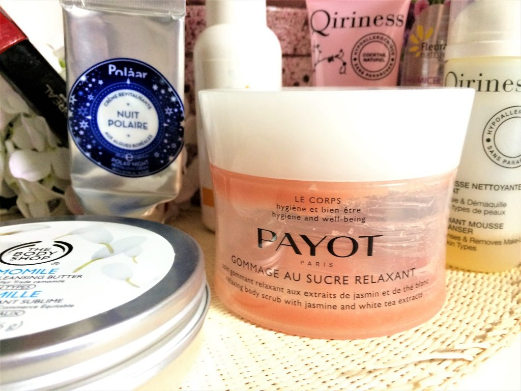 avis gommag relaxant payot