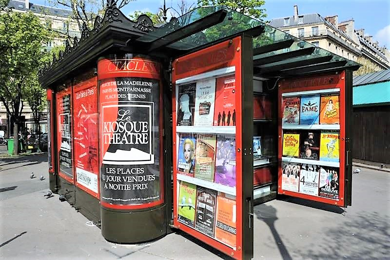 Kiosque Theatre Kiosque Culture