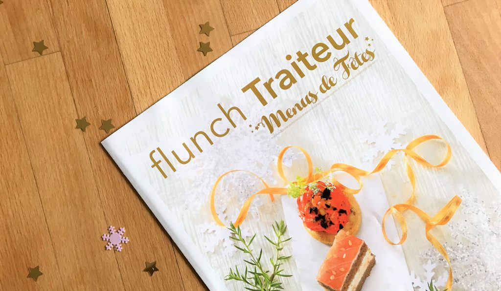 catalogue flunch traiteur