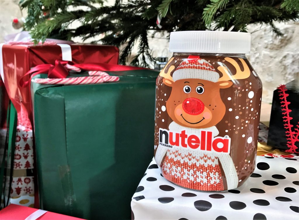 NUTELLA - Editions noel 2017