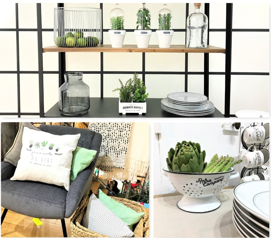 Maisons du monde la collection printemps et 2018 en for Maison du monde seynod