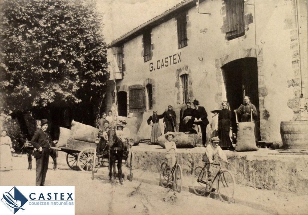 Castex en 1908