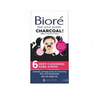 BIORE – Patch nettoyant points noirs Charbon