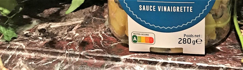 Nutri score fleury michon
