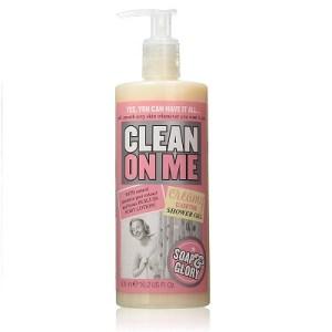 SOAP & GLORY – Gel douche Clean on Me