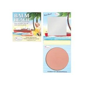 THE BALM COSMETICS – Bronzer Balm Beach