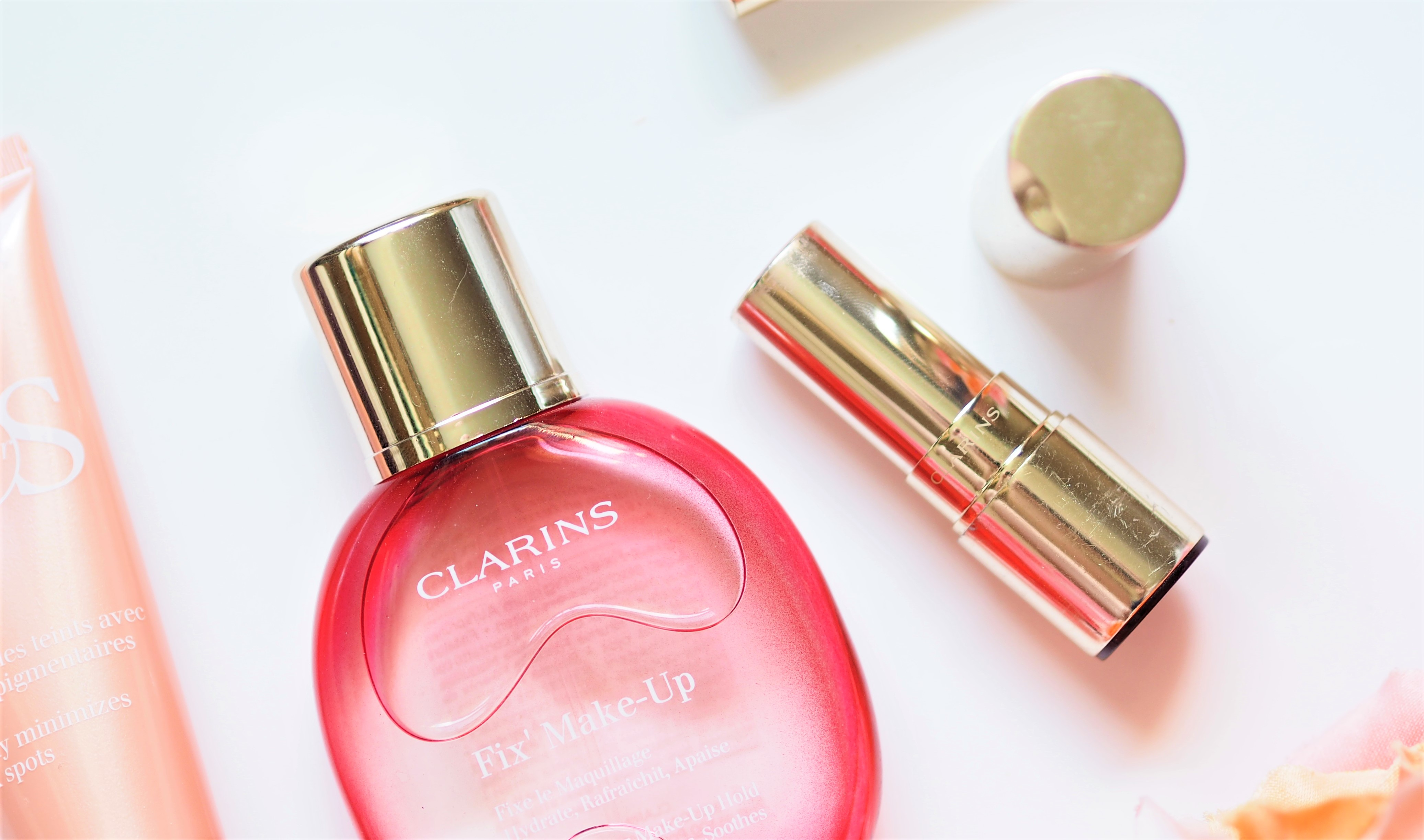 clarins rouge a levres joli rouge