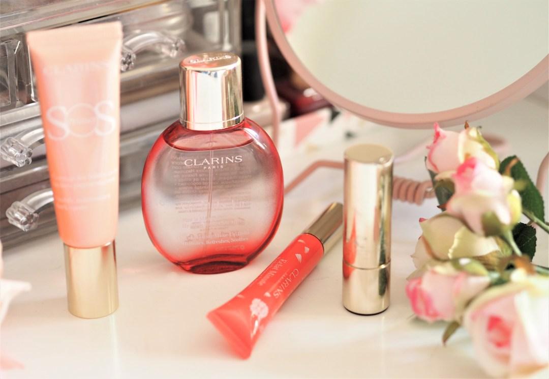 maquillage et soins CLARINS