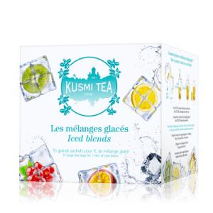 KUSMITEA – Mélanges pour thés glaçés