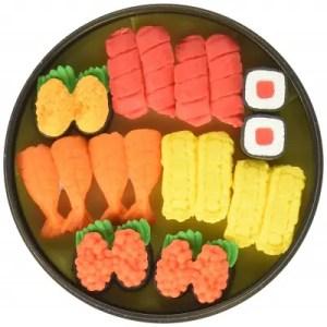 IWAKO – Gommes Bento Sushis