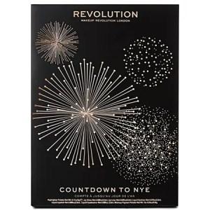 MAKEUP REVOLUTION – Calendrier de l'Avent 2018 CountDown to NYE