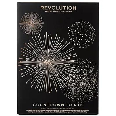 MAKEUP REVOLUTION Calendrier de l'avent 2018 Countdown to NYE 400x400