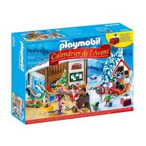 PLAYMOBIL – Calendrier de l'Avent Atelier du Père Noël