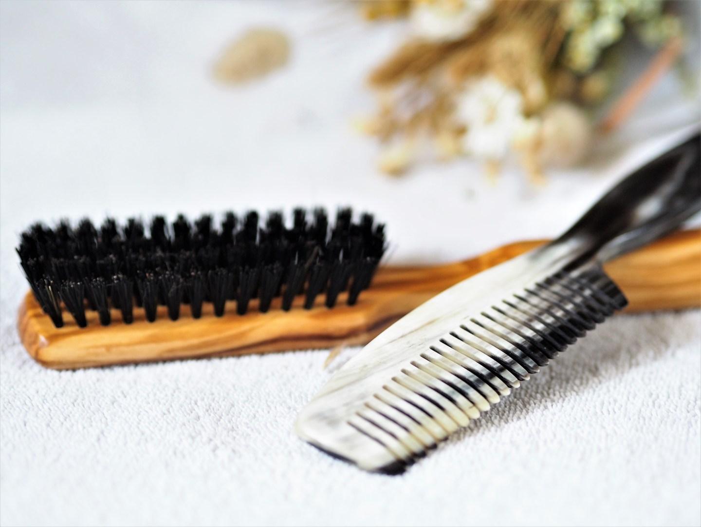 peigne en poils de sanglier thomas liorac