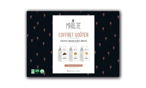 MARLETTE – Coffret goûter