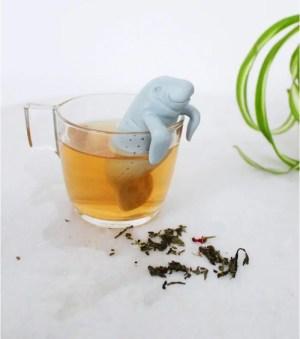 L AVANT GARDISTE – Infuseur à thé 'Lamantin'