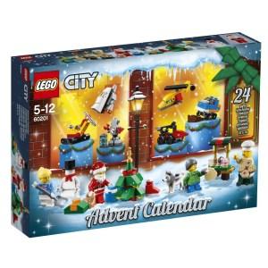 LEGO CITY – Calendrier de l'Avent Jeu de construction