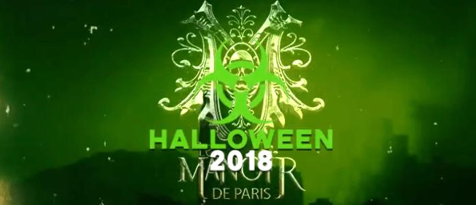halloween 2018 manoir de paris