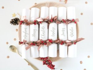 Christmas Party craquelins – Crackers surprises