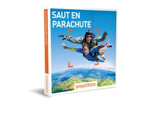 SMARTBOX – Saut en parachute