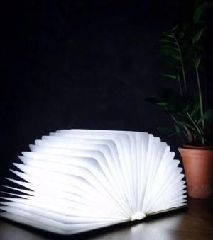 L'AVANT-GARDISTE – Lampe livre