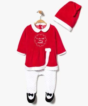 GEMO – Pyjama Père Noel bébé