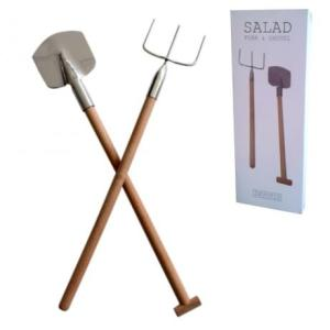 MAESTRO – Couverts à salade Jardinier