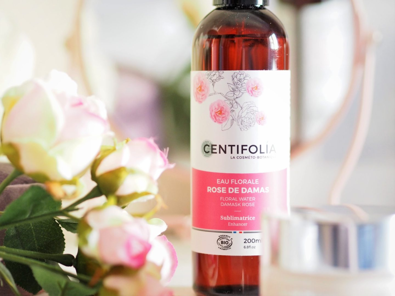 CENTIFOLIA eau florale rose de damas