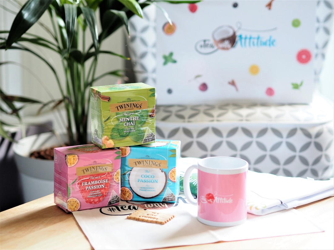 Concours TWININGS