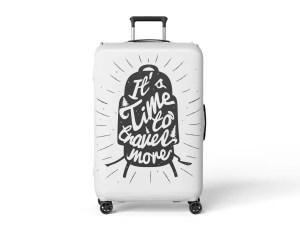 ETSY – Housse protection valise