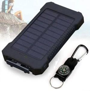 NATURE & DECOUVERTES – Batterie solaire