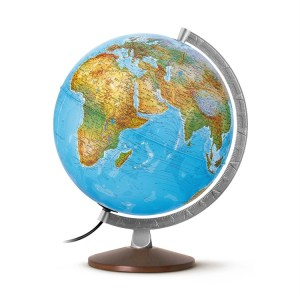 NATURE & DECOUVERTES – Globe-terrestre lumineux