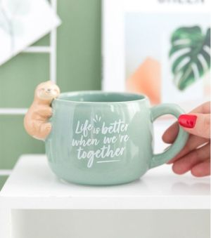 L'AVANT-GARDISTE – Mug paresseux