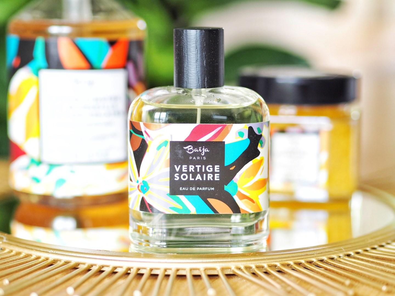 baija vertige solaire eau de parfum