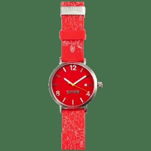VILEBREQUIN – Montre rouge