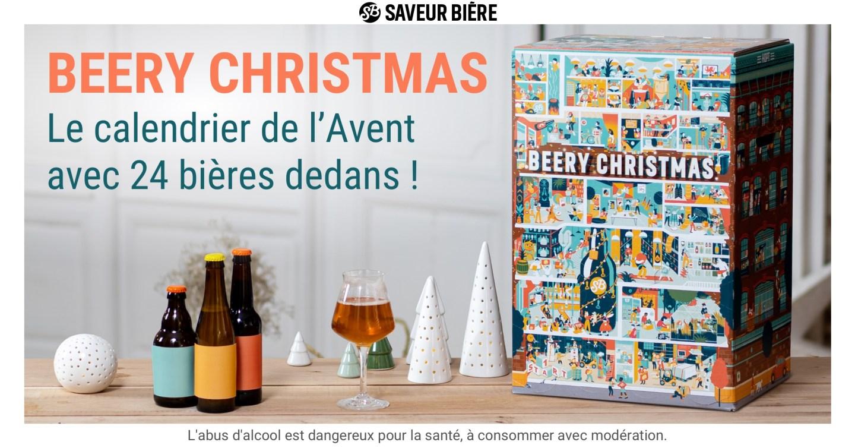 BERRY CHRISTMAS Saveur Biere