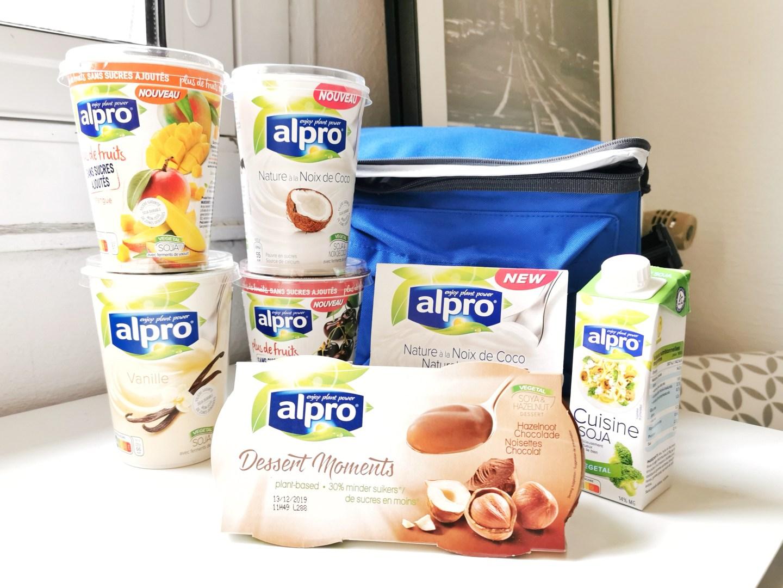 Desserts ALPRO