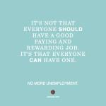 Unemployment should.001