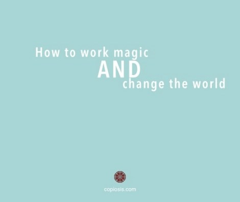 magic and change