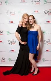 Copious Dance Theater 2014 Benefit Soirée Erin Huestis Kat Roman
