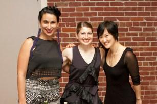 Copious Dance Theater 2014 Benefit Soirée Holly Labus Kavita Master Jennifer Huang
