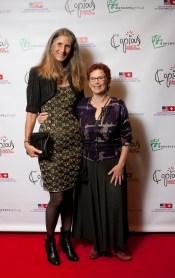 Copious Dance Theater 2014 Benefit Soirée Lorna Kollmeyer and Patti Garber